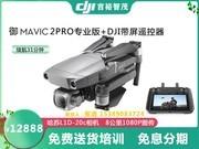 大疆 御Mavic 2专业版+DJI带屏遥控器