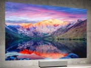 LG HU85LG 2019新款 4K三色激光电视 超短焦投影仪家用 超高清高亮无线家庭影院投影机