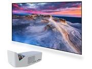 LG HF65LS 超短焦便携式投影仪 家用 小型1080P高清家庭影院 支持4K解码