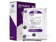西部数据 紫盘4TB/5400转/64MB(WD40EJRX)