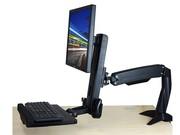 TOPSKYS WST10医疗工作台键盘托支架伸缩电脑一体机LED液晶显示器支架医用工作台