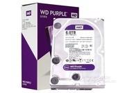 西部数据 紫盘6TB/5400转/64MB(WD60EJRX)