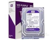 西部数据 紫盘1TB/5400转/64MB(WD10EJRX)