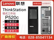 联想ThinkStation P520c(Xeon W-2102/8GB/256GB+1TB/P600/21.5英寸)