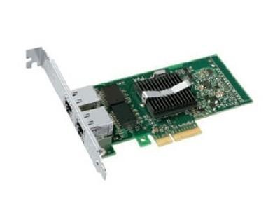 Intel双口网卡EXPI9402PT千兆PCI-E*4服务器适配器82571芯片PRO/1000PT原装