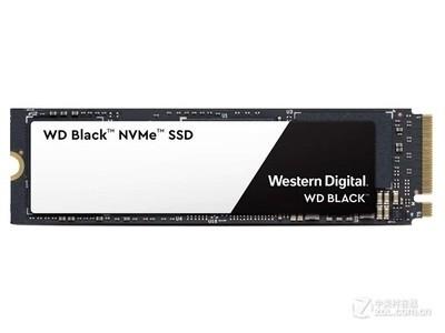 西部数据 Black 3D NVMe WDS250G2X0C(250GB)