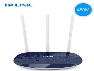 TP-LINK无线路由器wifi家用穿墙王 千兆版450M高速光纤WR886N