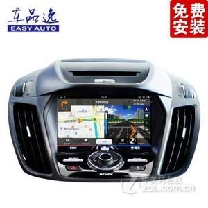 车品逸 福特13/15款翼虎新蒙迪欧进口锐界车载GPS导航原车屏升级凯立德DVD导航模块 锐界全新一代至尊套餐