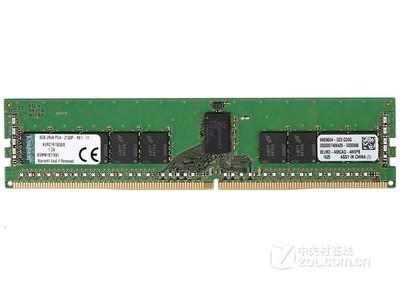 金士顿 8GB DDR4 2133MHz(KVR21R15D8/8)