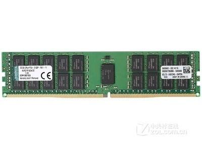 金士顿 32GB DDR4 2133MHz(KVR21R15D4/32)
