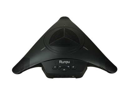 润普(Runpu)USB视频会议麦克风/高清会议全向麦克风设备/软件系统终端 RP-M60H
