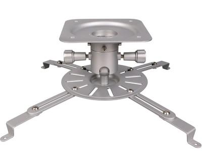 TOPSKYS PJ400投影机吸顶支架投影仪吊架  黑色/银色