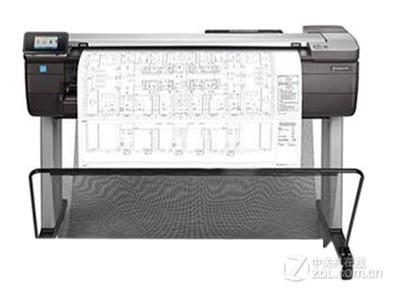 HP T830 36英寸  打印复印扫描一体机