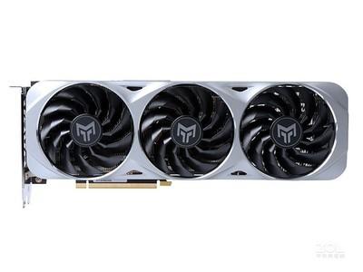 影驰 GeForce RTX 3060 金属大师MAX OC