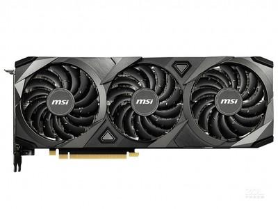 微星 GeForce RTX 3080 VENTUS 3X 10G OC