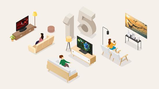 连续15年领跑电视行业,三星电视创新步履不停