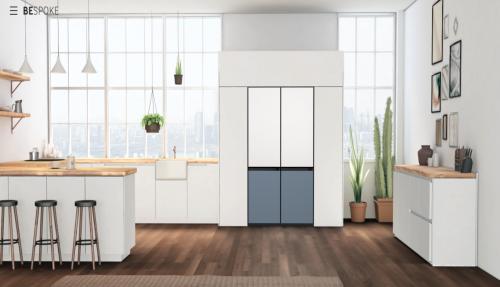 家居定制时代,看三星冰箱如何为生活添彩